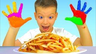 Руки Мыть Нужно Каждый День - Детские песни - Макс и Песни для детей