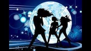 Синий, синий иней Новогодние песни для танцев